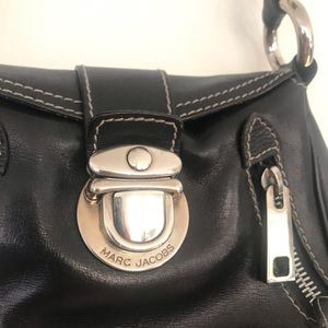 Marc Jacobs original metal lock handbag